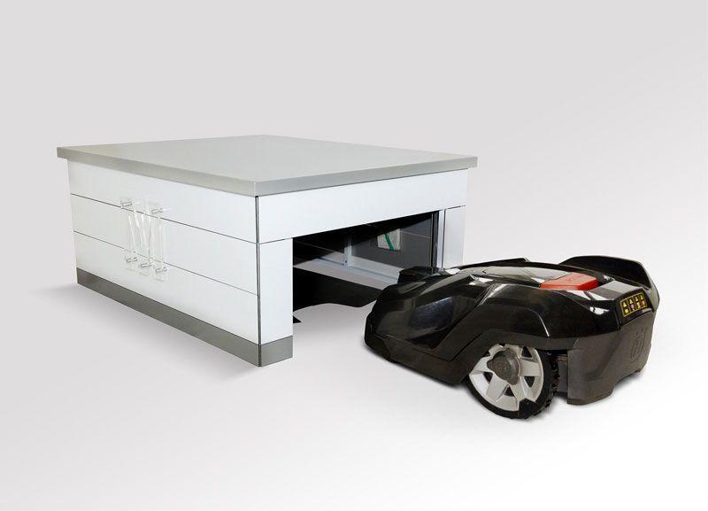 caseta ideamower cube robotic mowers. Black Bedroom Furniture Sets. Home Design Ideas